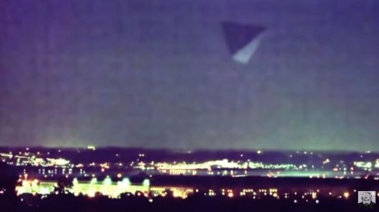 Destacó la presencia de una pirámide sobre el Pentágono hace 6 meses (Foto: YouTube MaussanTV)