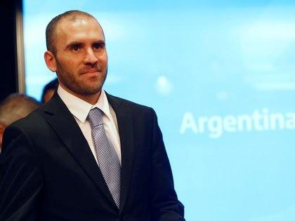 El ministro de Economía argentino Martín Guzmán dijo que la Nación no asistiría a la Provincia