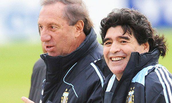 Luego de la experiencia del Mundial 86, Bilardo y Maradona tuvieron idas y venidas, años sin hablarse y reencuentros como si nada.