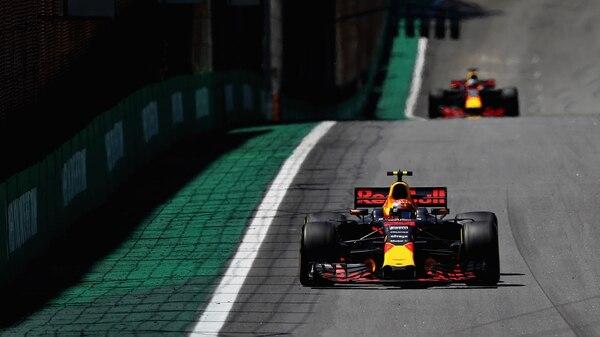 Max Verstappen terminó quinto (Getty Images)