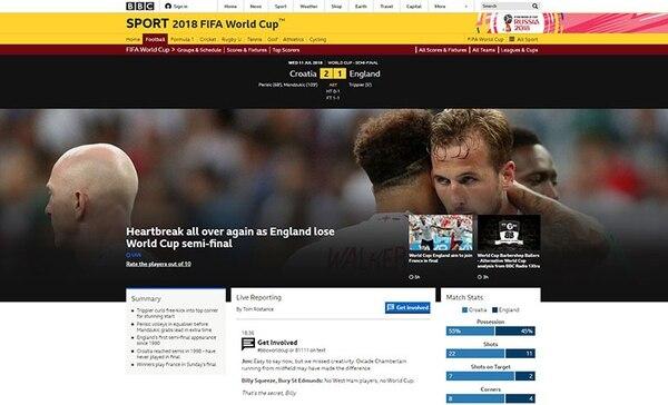 Desamor nuevamente (BBC)