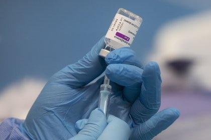 Recientemente, la Argentina recibió dosis de la vacuna de Oxford/Astrazeneca (María José López - Europa Press)