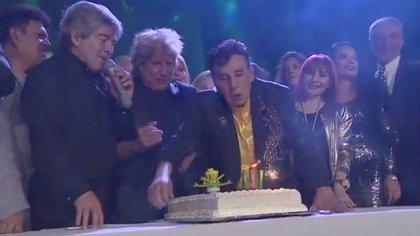 El cumpleaños número 84 fue el último que celebró (Foto: Especial)