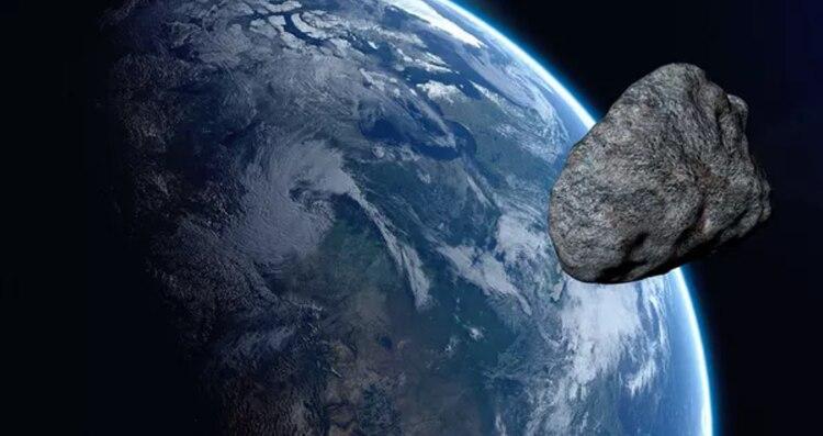 De los 20.000 asteroides detectados cerca de la Tierra, 2.000 podrían ser peligrosos. (Landsat Copernicus/Dept. of State/ NASA/ESA)
