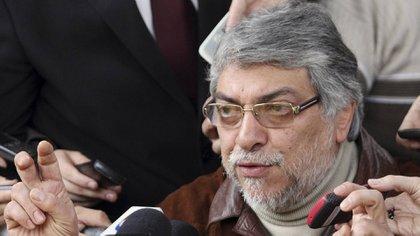 Fernando Lugo, el ex presidente que fue destituido en 2012 (Reuters)