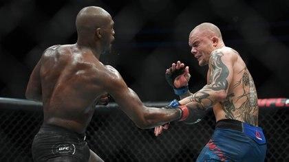 En marzo del 2019 se enfrentó en Las Vegas ante Jones (USA TODAY Sports)