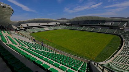 El nuevo estadio tiene una capacidad para 25 mil espectadores y tuvo un costo cercano a los 420 millones de pesos (Foto: Twitter/MXESTADIOS)