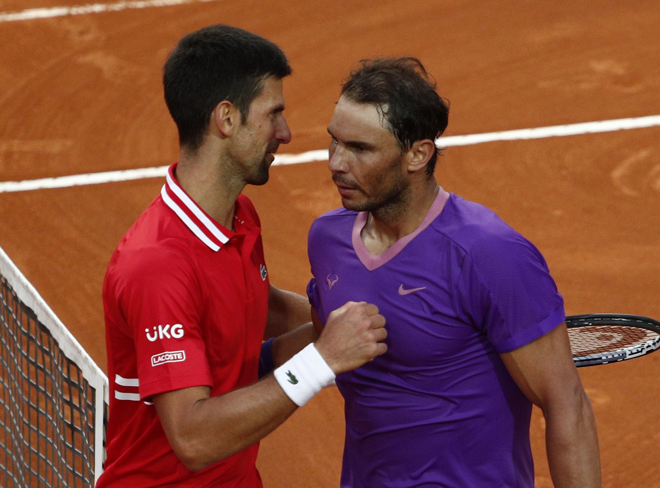 Djokovic y Nadal demostraron que siguen vigentes (Reuters)