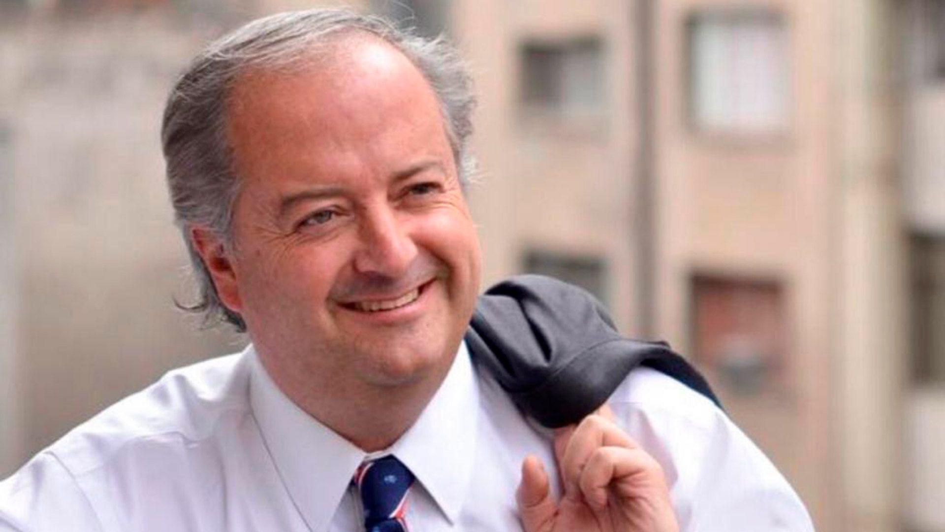 Nicolas Monckeberg Díaz embajador de Chile
