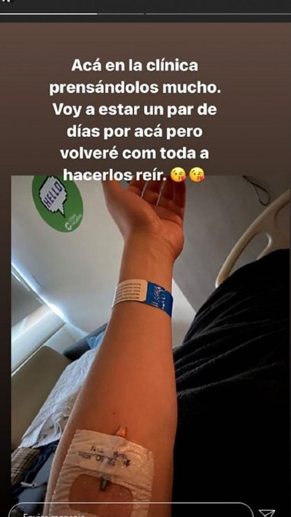 Comediante Ricardo Quevedo hospitalizado / (Instagram: @cejaspobladas).