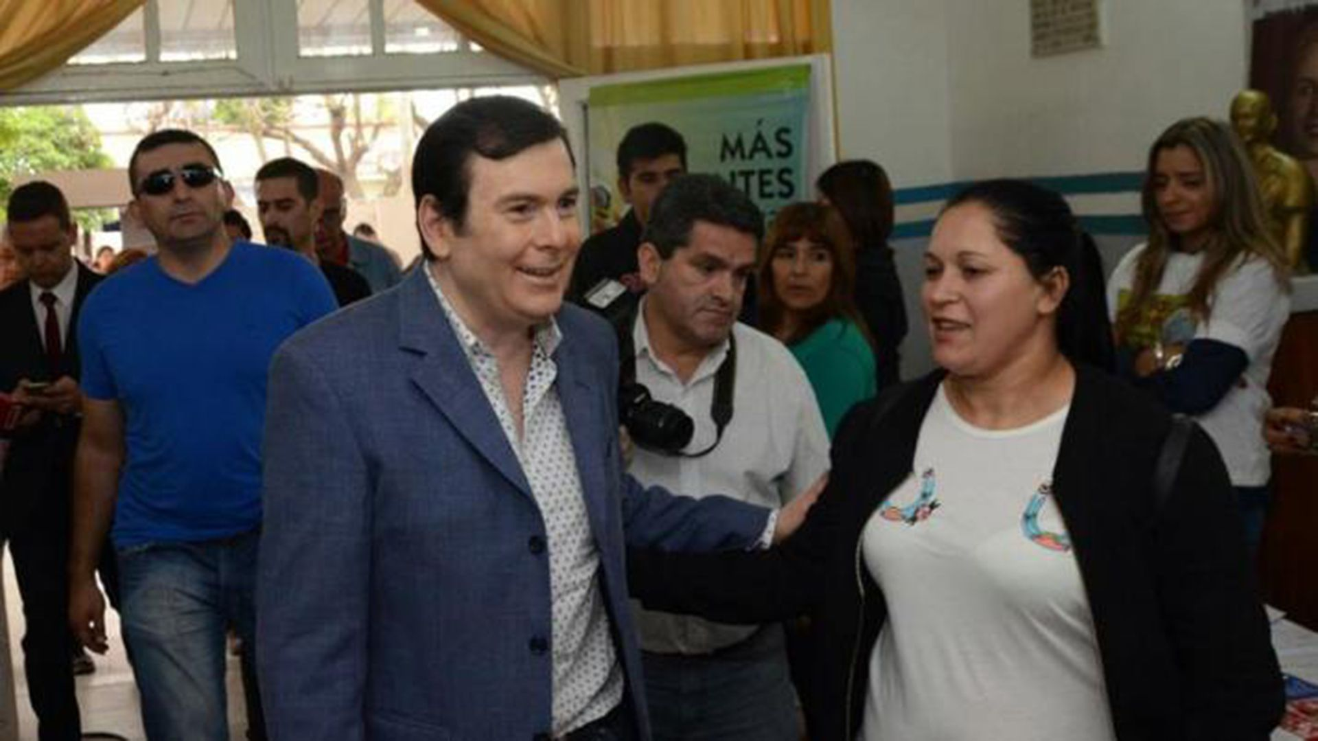 """""""Los gobernadores de la oposición son más duros con la cuarentena que nosotros, los del oficialismo"""", aseguró el mandatario santiagueño  (Diario Panorama)"""