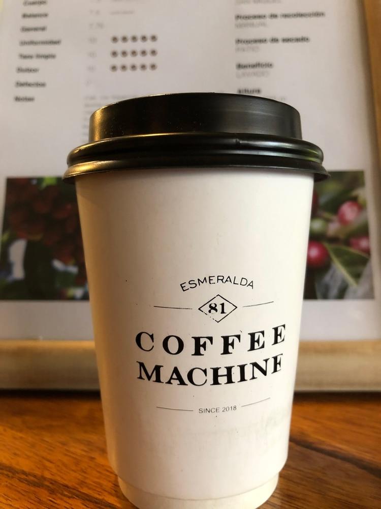 Coffee Machine está ubicado en el microcentro y está cerrado desde el 20 de marzo a raíz de la cuarentena. En mayo cumplirá dos años.