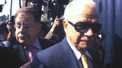 El exgobernador de Tabasco Andrés Granier, estuvo cinco años preso acusado del desvío de más de 196 millones de pesos. (FOTO: LUIS CARBAYO /CUARTOSCURO)