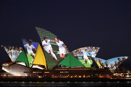 La FIFA anunció también que el Mundial femenino 2023 será en Australia y Nueva Zelanda (Reuters)