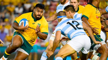 Los Pumas se enfrentarán a Australia (@lospumas)