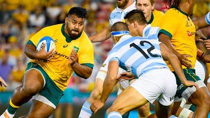 Puma se enfrentará a Australia (@lospumas)