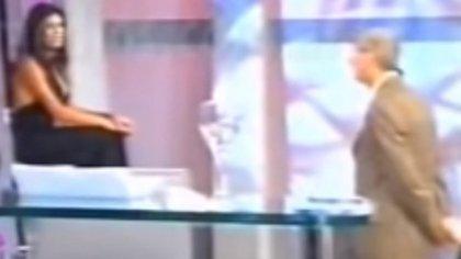 Flor de la V habló de la recordada entrevista que le hizo Mauro Viale hace 24 años