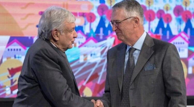 El presidente y Salinas Pliego tienen vínculos estrechos (Foto: Cuartoscuro)