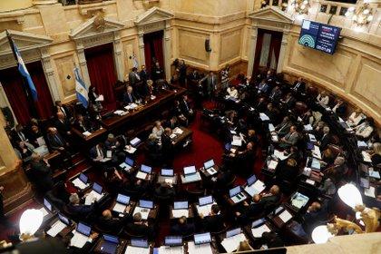 El debate sobre la reforma judicial arrancó en el Senado