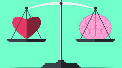 Mantener las emociones y los sentimientos equilibrados es un desafío (iStock)