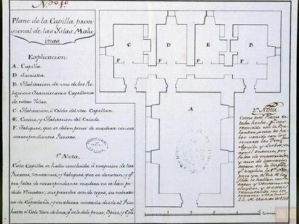 El documento está guardado en el Archivo General de Indias de Sevilla, en España