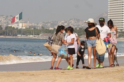 Acapulco, Guerrero, 1 de abril de 2021.