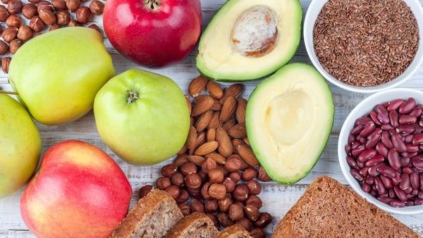 Legumbres, frutos secos,frutas y verduras de hoja no pueden faltar en la dieta del diabético (Getty)