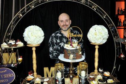 José María Muscari  cumplió 43 años y lo celebró rodeado de figuras del espectáculo