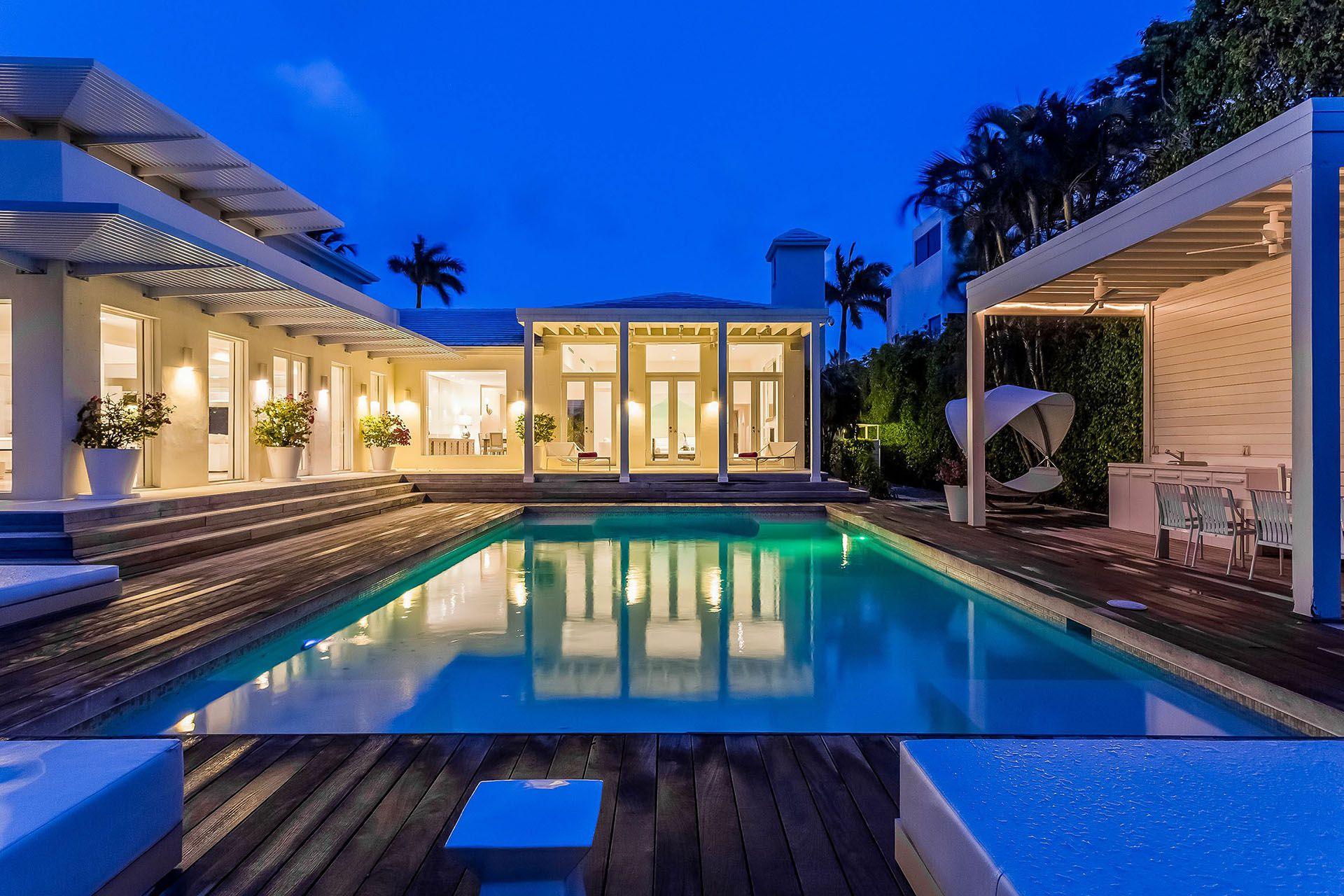 La mansión de Shakira en Miami