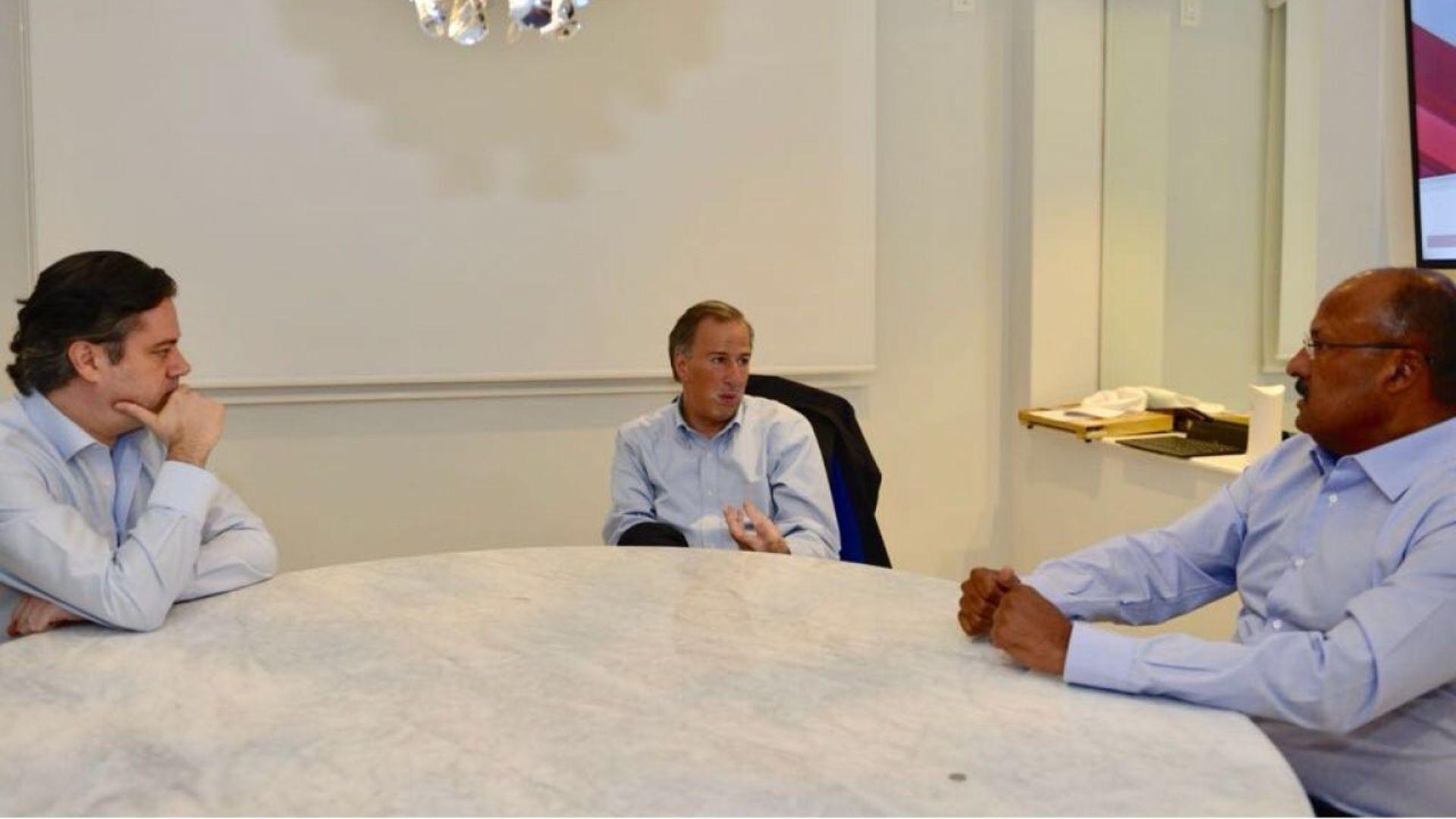 Nuño también fue parte del equipo de campaña del candidato priista en 2018, José Antonio Meade. (Foto: Cuartoscuro)