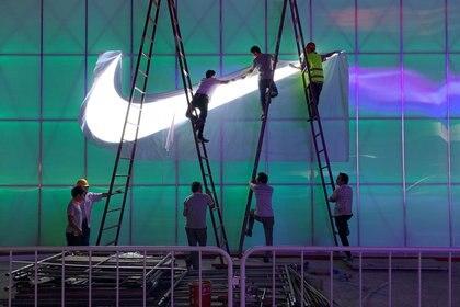 Nike dejó su negocio local en manos de la mexicana Axo