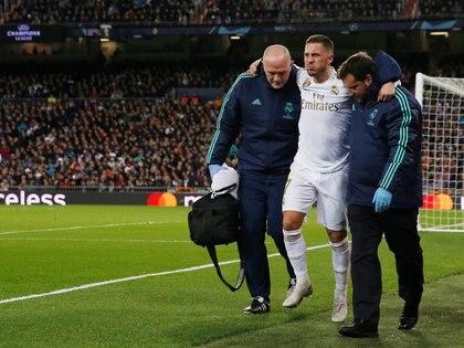 El delantero se recupera de una lesión - REUTERS/Susana Vera/File Photo