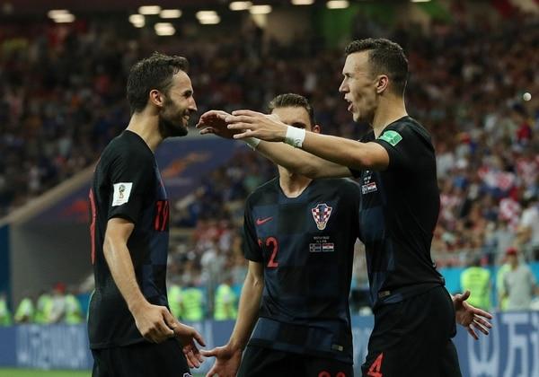 Croacia, dueño del Grupo D, tendrá un duelo ante Dinamarca (Reuters)