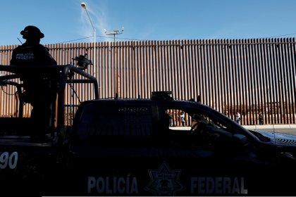 El Operativo Escudo Frontera se implementó en el cruce internacional de Los Algodones, en el Valle de Mexicali, así como las garitas de la Zona Centro y Nuevo Mexicali (Foto: REUTERS/Carlos Jasso)