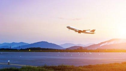 Estadísticas demuestran que en la actualidad viajar en avión es el modo de transporte más seguro (Getty Images)
