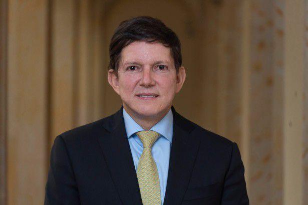 Wilson Ruiz, ministro de Justicia, aclaró su presencia durante el partido de la Slección Colombia en Barranquilla.