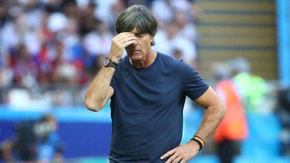 (Reuters) El entrenador no estará presente en la fecha FIFA de junio