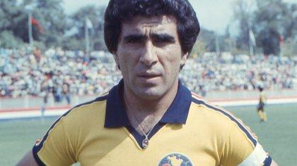 Carlos Reinoso fue un referente futbolístico de Chile en los años 70 (Foto: Suministrada)
