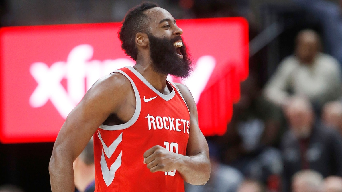 James Harden starred in a nightclub fight and assaulted the witness who recorded the episode