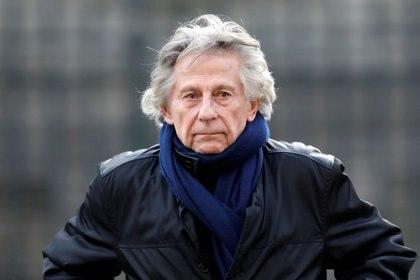 El director de cine Roman Polanski llega a la Iglesia de Madeleine, París, París, 9 diciembre 2017. REUTERS/Charles Platiau/FOTO DE ARCHIVO