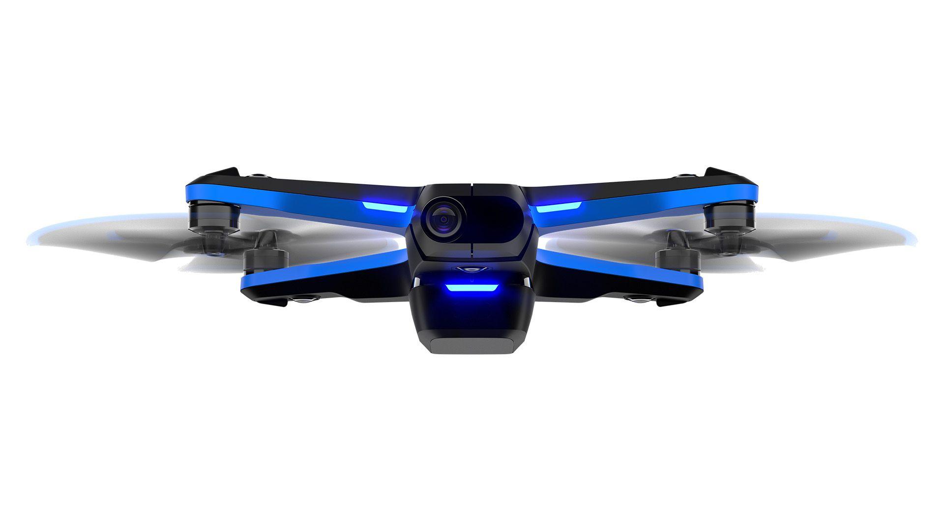 Drones Skydio son usados por las fuerzas de seguridad en Estados Unidos