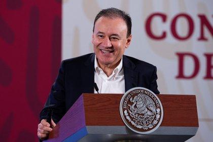 La SSPC aseguró que durante los últimos 12 meses han presentado un total de 132 denuncias ante la Secretaría de la Función Pública (Foto: EFE/Presidencia de México)