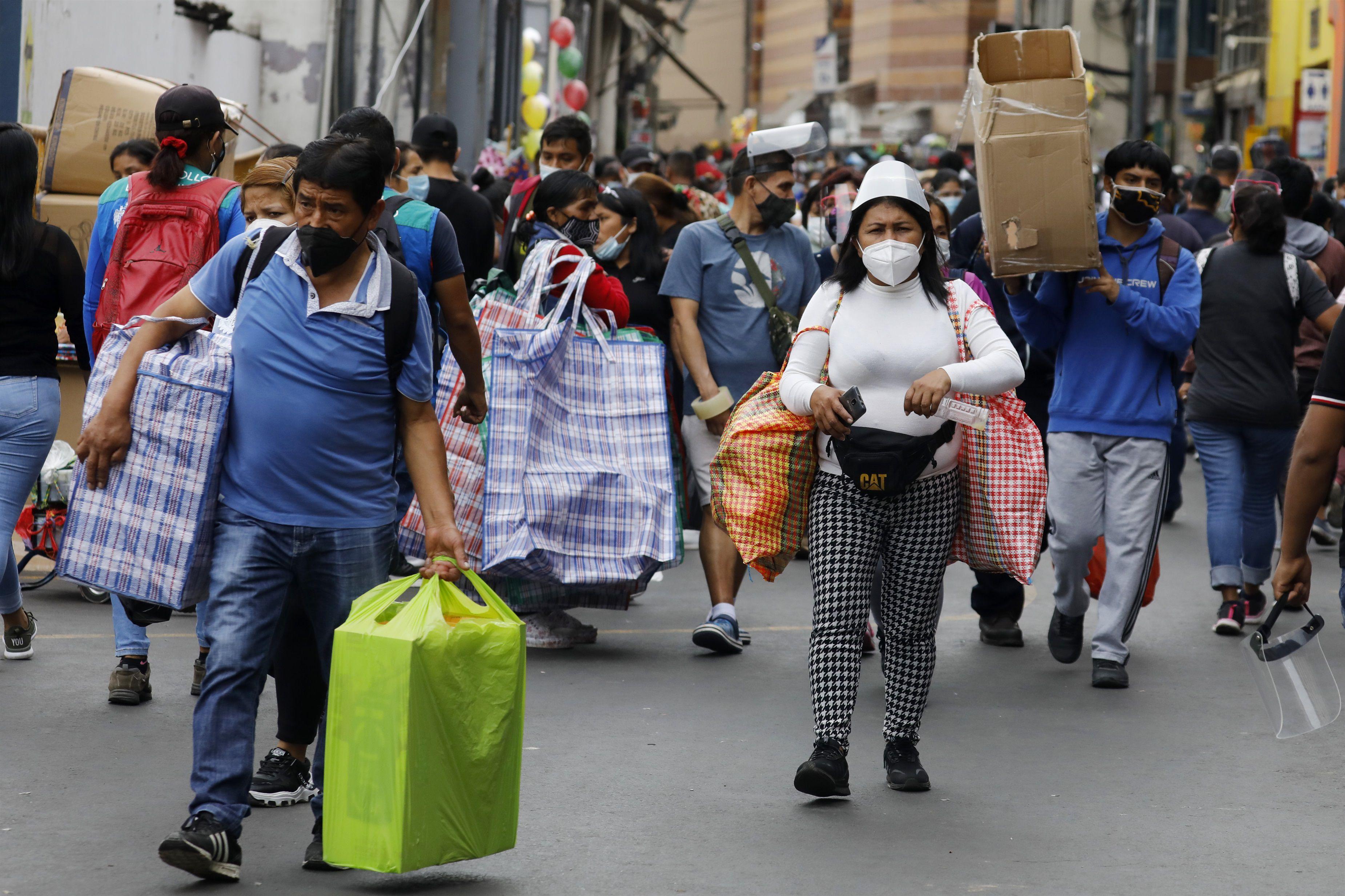 Las denuncias por el delito de trata de personas, que en su gran mayoría están vinculadas con la explotación sexual, volvieron a incrementarse en Perú durante la primera mitad de este año (FOTO: EUROPA PRESS)