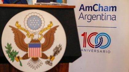 AmCham es la cámara que nuclea a las empresas de EEUU en el país (Nicolás Aboaf)
