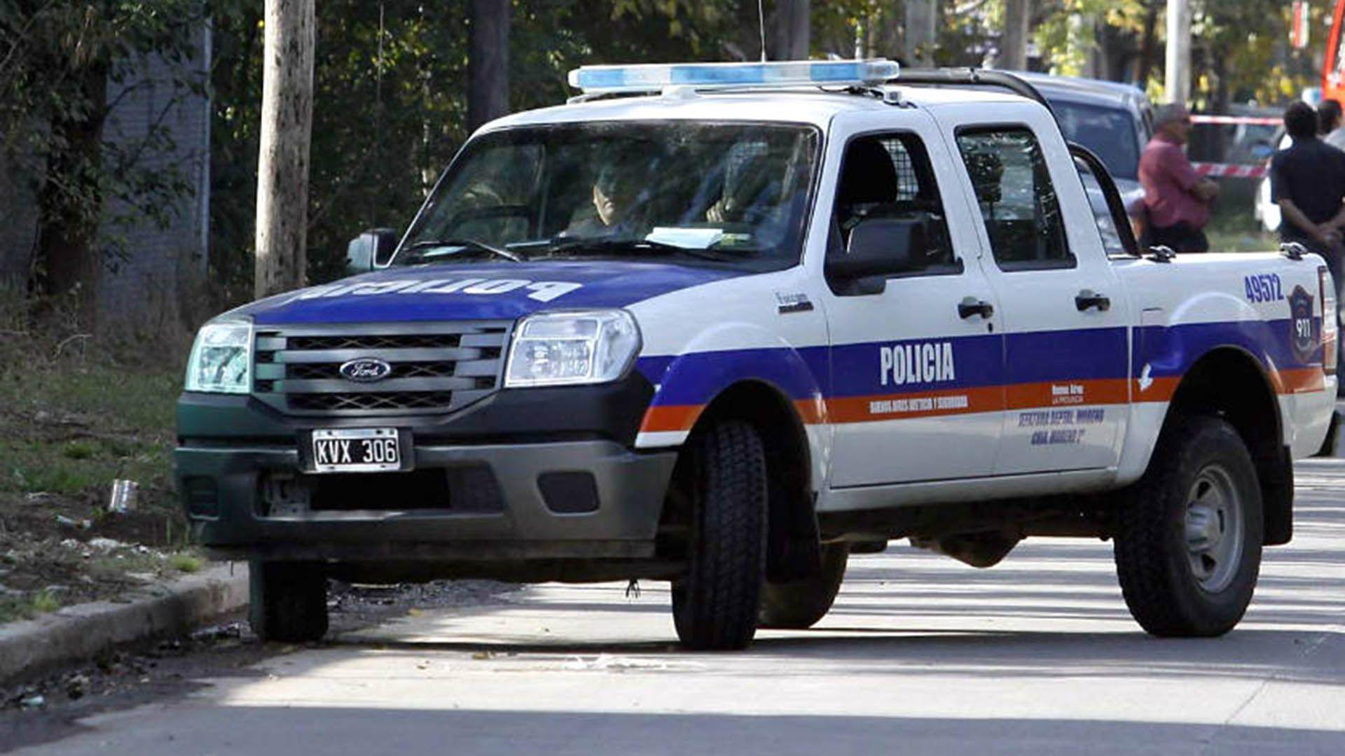 Patrullero Policía de la Provincia de Buenos Aires
