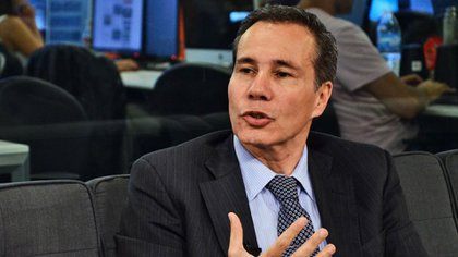 El fiscal Alberto Nisman (Martín Rosenzveig)