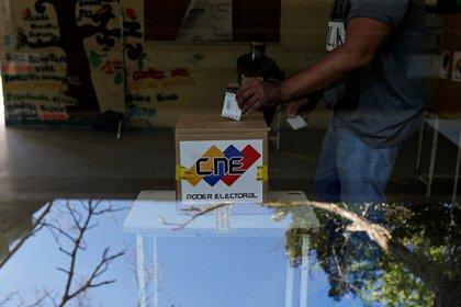La abstención electoral en Venezuela fue de más del 80% (REUTERS/Manaure Quintero)