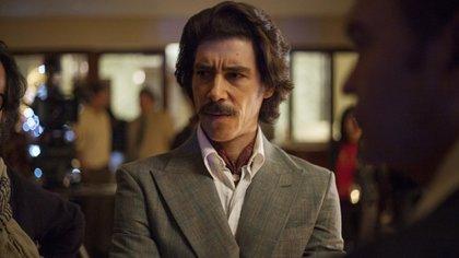 Oscar Jaenada se destacó por su interpretación de Luisito Rey