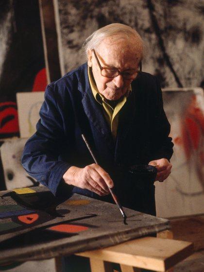 Joan Miró (Getty)