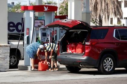 Compras especulativas en Tampa, Florida (Reuters)